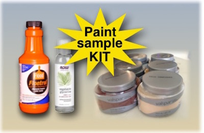 Faux Paint Sample Kit