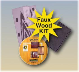 Faux-wood-kit
